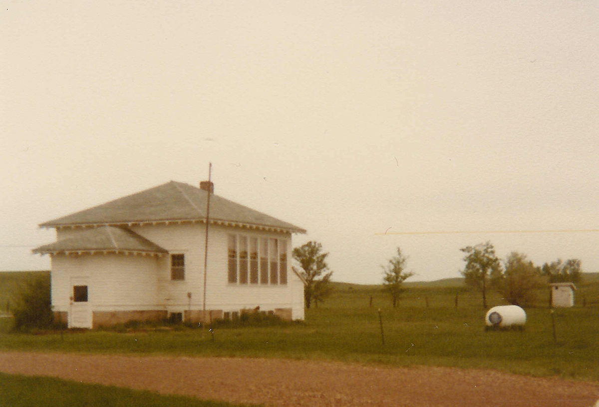 Folsom School 1930 - 1991