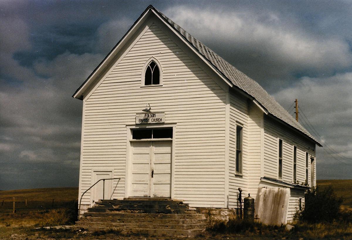 Folsom Church 1960