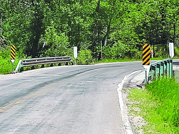 This bridge less than a mile from Keystone on Old Hill City Road is set to undergo rehabiliation work in July. The bridge will be closed to one lane while the work is completed.
